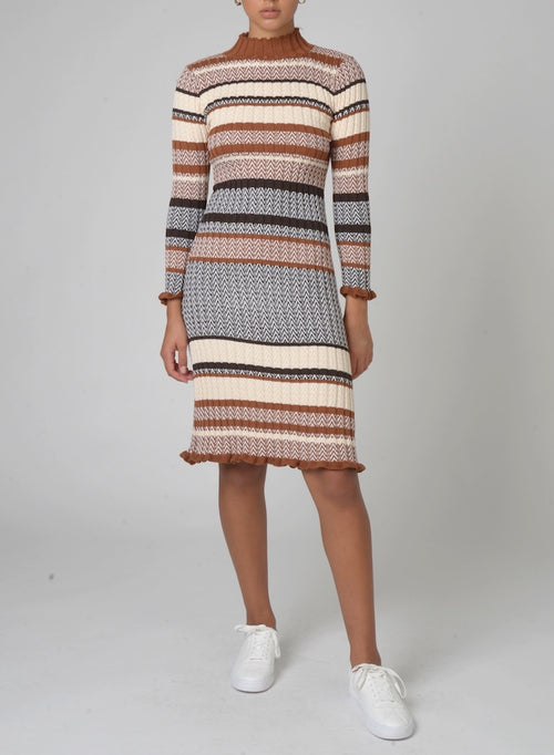 100602 Acacia Sweater Midi Dress