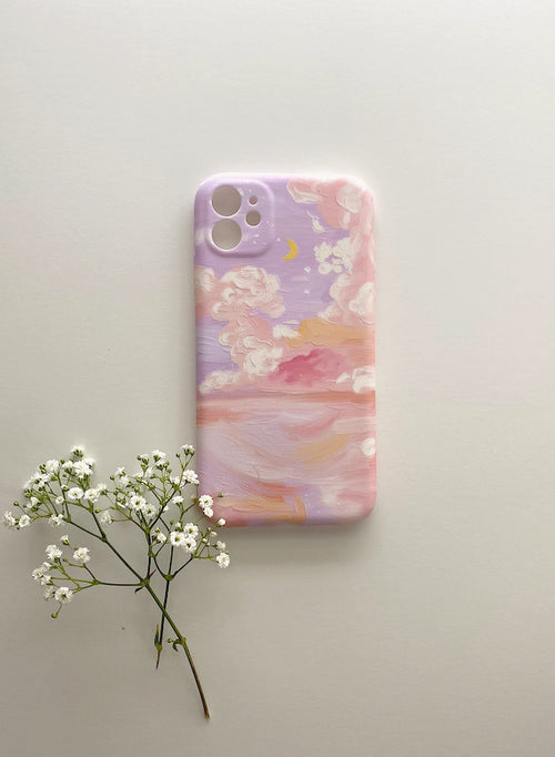 A8820 Lucid Dreaming Oil Paint Iphone 11 Phone Case