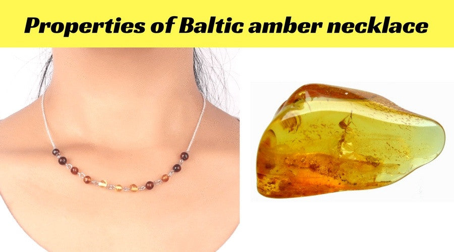 Top properties of Baltic amber necklace for adults