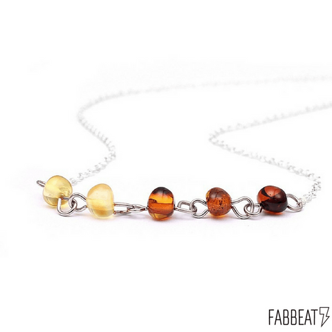 Certified Natural Amber Necklace