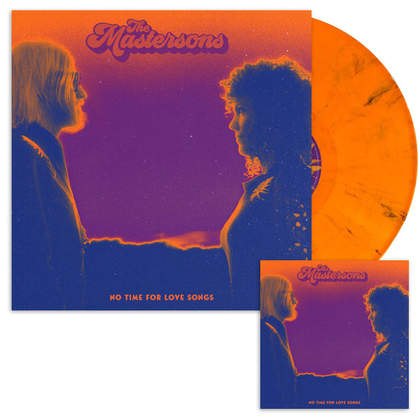 No Time For Love Songs - CD + LP Bundle