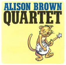 Alison Brown Banjocat Sticker