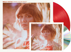 "Molly Tuttle ""When You're Ready"" CD + LP Bundle"