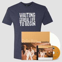 Going Somewhere Signed LP + CD + Waiting For My Real Life Pre-Order Bundle