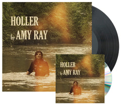 "Amy Ray ""Holler"" CD + 2LP Bundle"