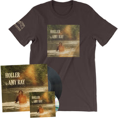"Amy Ray ""Holler"" Whole Shebang Bundle"