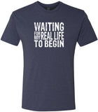 Colin Hay - Waiting For My Real Life to Begin T-Shirt [Unisex]