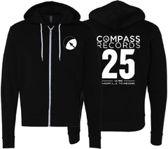 Compass Records 25 Hoodie