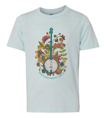 Compass Records Banjo Tee [Kids]