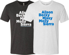 First Ladies of Bluegrass Men's T-Shirts