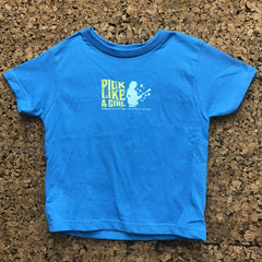 Pick Like A Girl Toddler T-Shirt