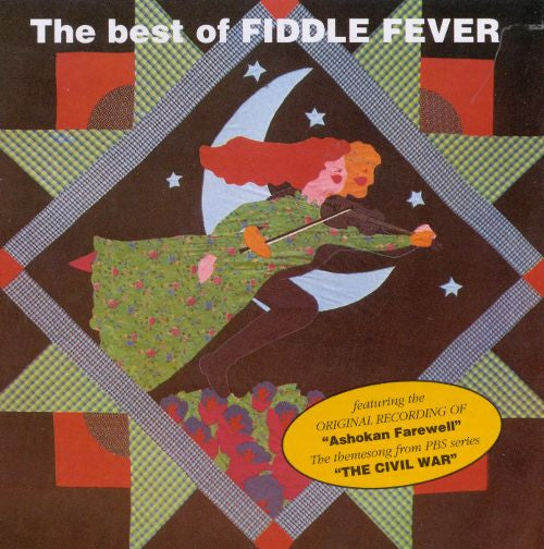 The Best of Fiddle Fever - Russ Barenberg
