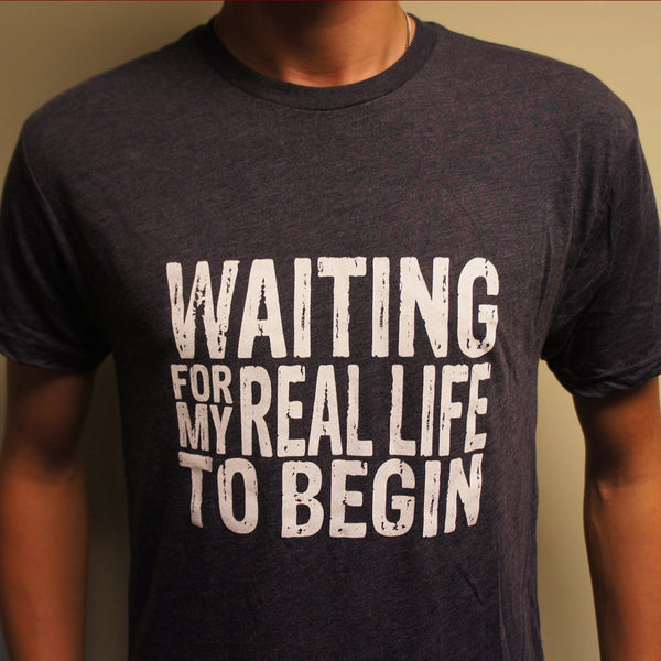 Colin Hay - Waiting For My Real Life to Begin T-Shirt
