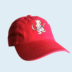 Alison Brown Quartet (Banjo Cat) Children's Baseball Cap