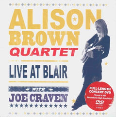 Live at Blair [DVD] from Compass Records