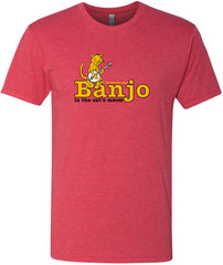 Banjo - Cat's Meow T-Shirt (Men's)