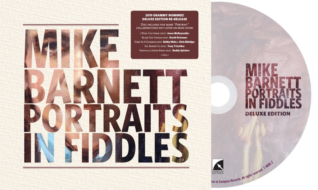 Portraits in Fiddles - Deluxe Edition CD