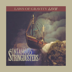 Laws of Gravity: LIVE! from Compass Records