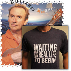 Colin Hay BUNDLE = MAN @ WORK + WFMRL T-Shirt
