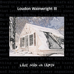 Last Man On Earth from Compass Records