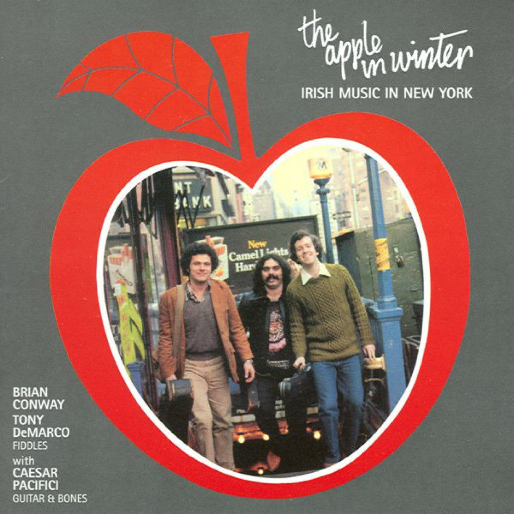 The Apple in Winter: Irish Music in New York