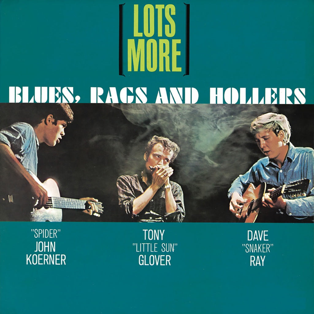 Lot's More Blues, Rags, & Hollers