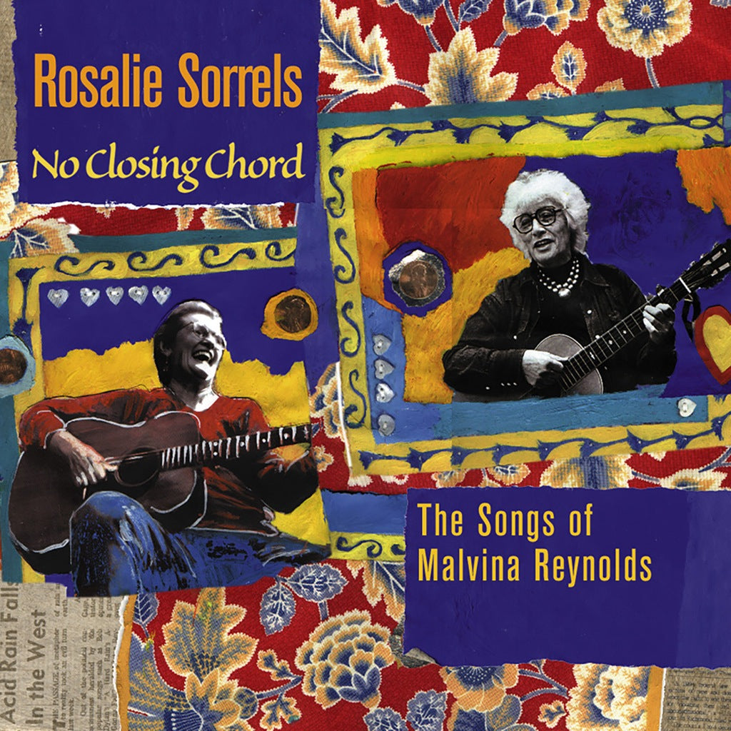 No Closing Chord  the Songs of Malvina Reynolds