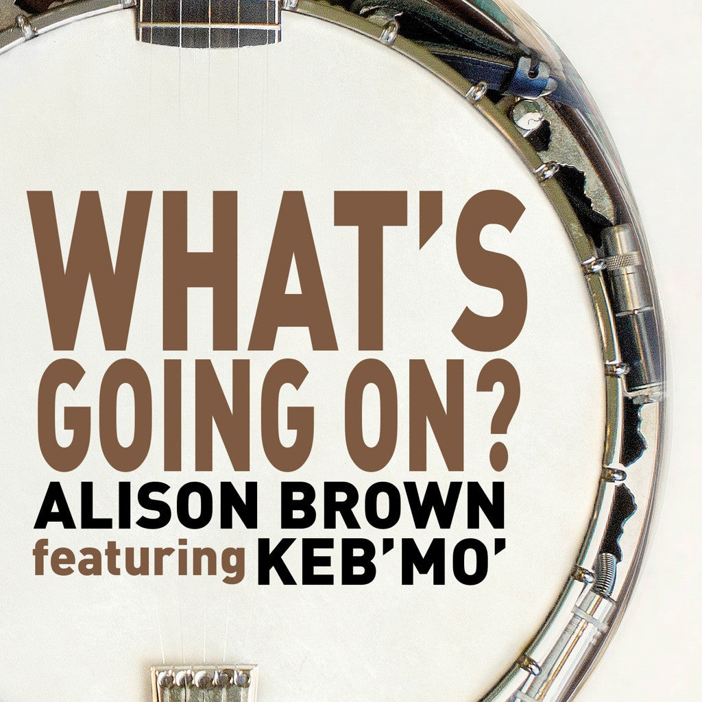 What's Going On? (feat. Keb' Mo')