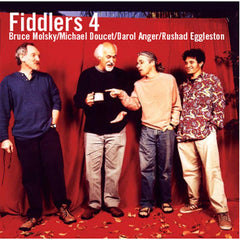 Fiddlers 4 from Compass Records