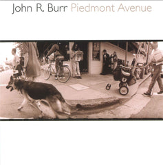 Piedmont Avenue from Compass Records