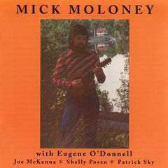 Mick Moloney with Eugene O'Donnell from Compass Records