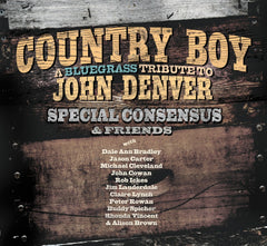 Country Boy: A Bluegrass Tribute to John Denver from Compass Records