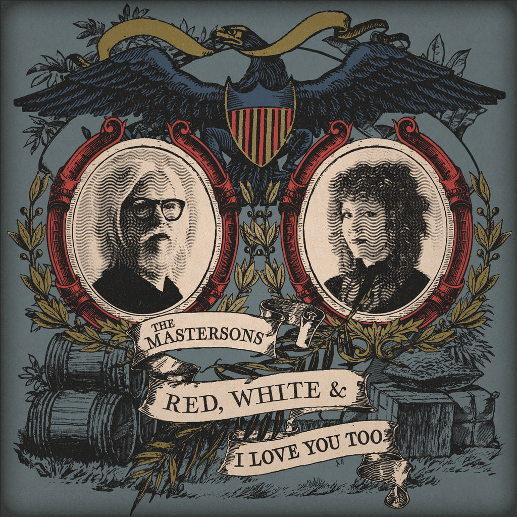 Red, White & I Love You Too