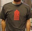 Red House T-Shirt: Men's Charcoal