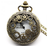 Gear Pocket Watch