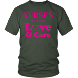 Nurses do it with Love & Care
