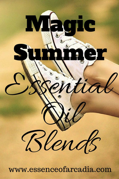 Magic Summer Essential Oil Blends