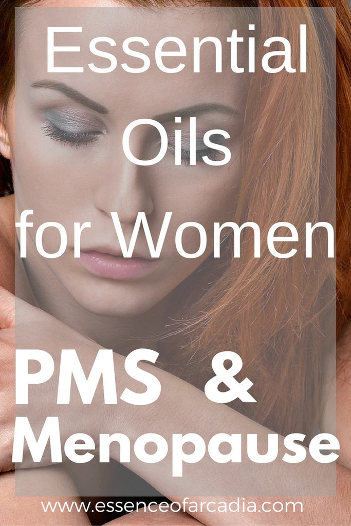 Essential Oils for Women: Menopause and PMS