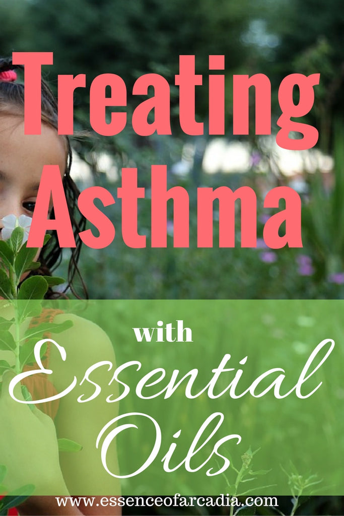 Treating Asthma with Essential Oils