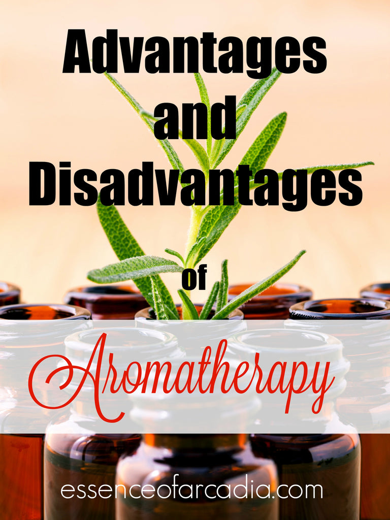 Advantages and Disadvantages of Aromatherapy
