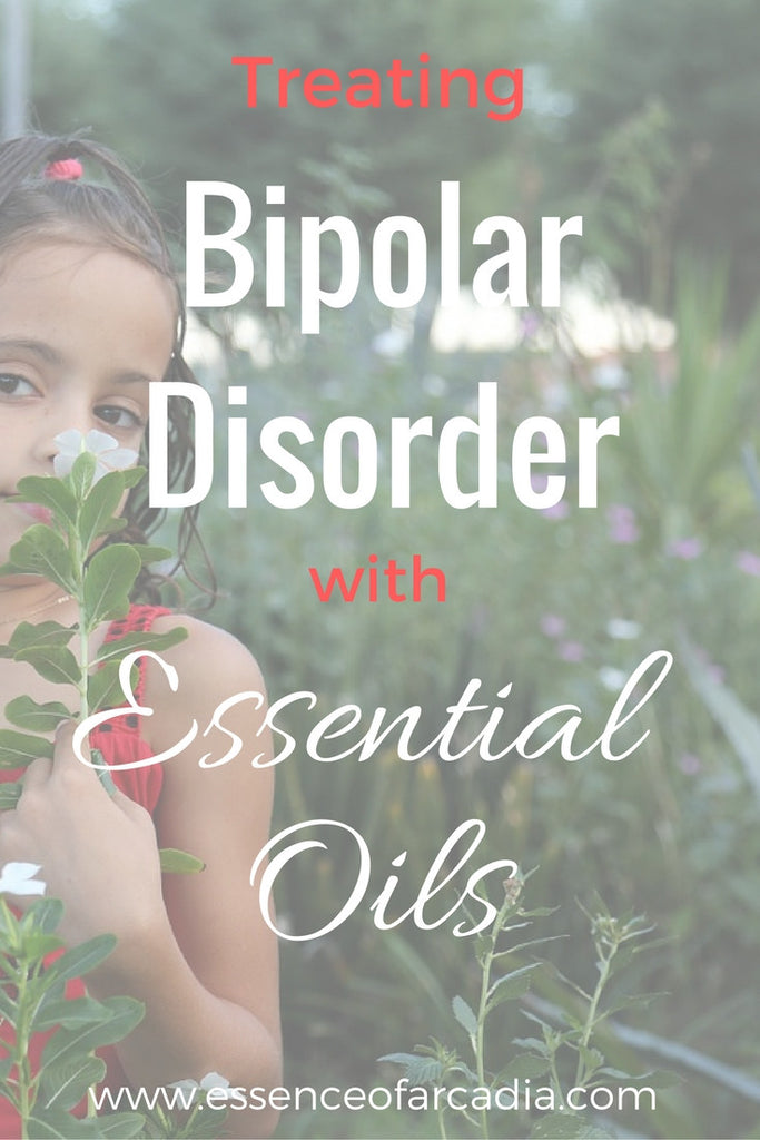 Treating Bipolar Disorder with Essential Oils