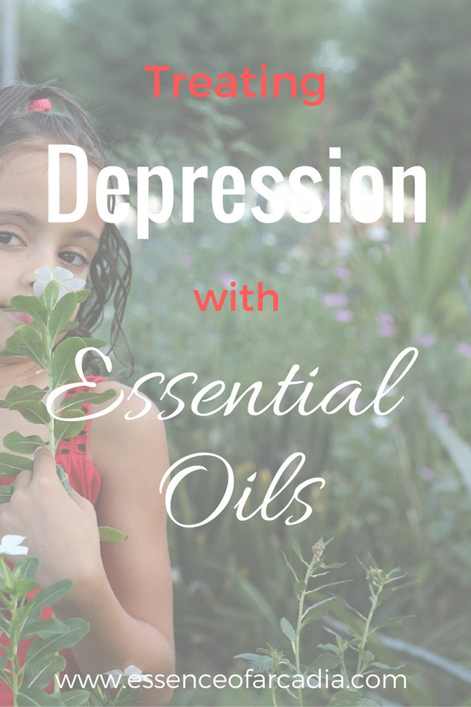Essential Oils for Mental Health: Depression