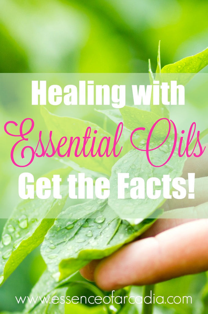 Essential Oils for Mental Health: Get the Facts