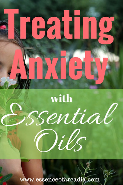 Essential Oils for Mental Health: Anxiety