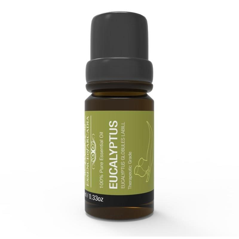 10ml Eucalyptus Oil Oils Essence of Arcadia