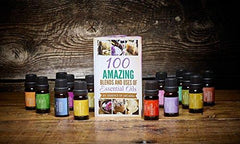 Top 14 Luxury Aromatherapy Essential Oils Set (10ml), Free Recipe Book Included