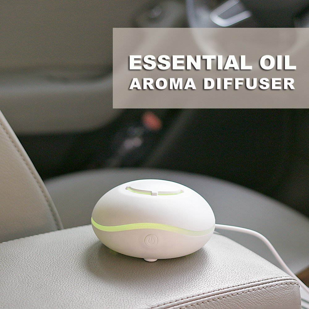 Portable and Waterless essential oil Diffuser