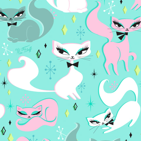 Swanky Kittens on Mint
