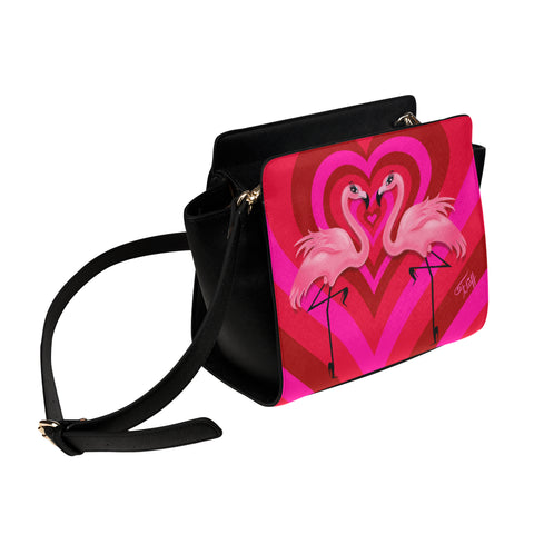 Flamingo Love • Mini Bon Bon Bag
