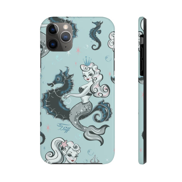 Pearla on Sea Foam • Phone Case